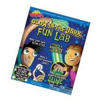 Glow-in-the-Dark Fun Lab