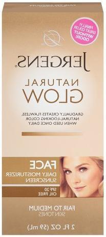 Body Care / Beauty Care Jergens Glow Face Daily Moisturizer