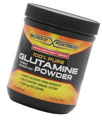 Body Fortress 100% Pure Glutamine Powder