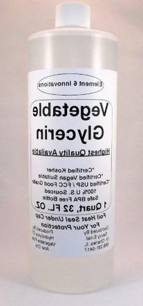 Glycerin Vegetable Kosher USP-Highest Quality Available-1