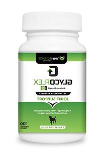 GlycoFlex 2, Hip and Joint Supplement for Dogs, 120 Chewable