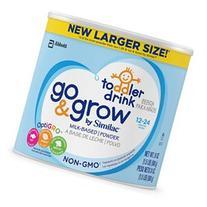 Similac Go & Grow Non-GMO Powder Can Toddler Drink - 24