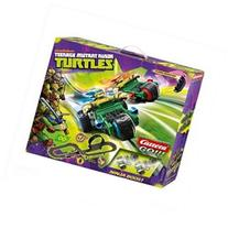 Go Ninja Turtle Boost Slot Car Race Set - Leonardo and