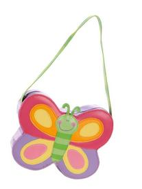 Stephen Joseph Go Go Purse, Butterfly