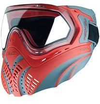 Valken Goggles, Red/Grey