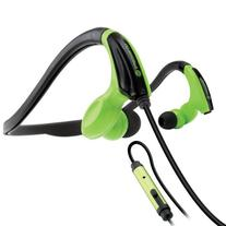GOgroove AudiOHM CFT Fitness Headphones with In-Line
