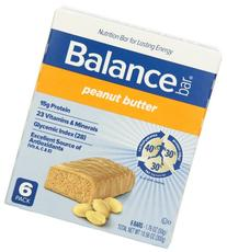 ONLY 1 IN PACK Balance Gold Peanut Butter Energy Bar, 1 Pack