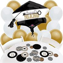 Gold Tassel Worth The Hassle - Confetti and Balloon