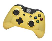 Xbox One Modded Controller Chrome Gold - Master Mod Includes