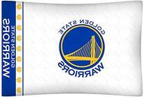 NBA Golden State Warriors Micro Fiber Pillow Cases, Standard