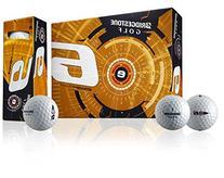 2015 e6 Golf Balls , White, Pack of 12