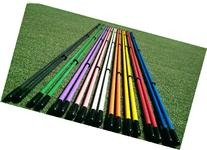 "Golfnsticks ""The Top Rated"" Golf Alignment Sticks / Amazing"