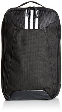 adidas Golf Men's Shoe Bag, Black/White