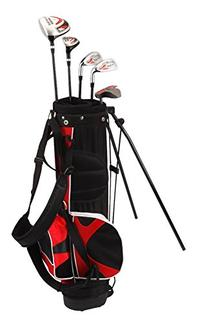 Nitro Blaster Kid's Golf Club Complete 8 Piece Set , Ages 5-