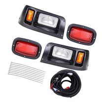 AW Golf Cart LED Light Kit ABS Plastic Compatible with Club