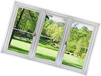 """24"""" Golf Course Window Wall Decal!! Hole 12 at Augusta"""