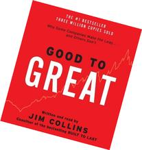 Good to Great CD: Why Some Companies Make the Leap...And