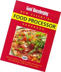 """Good Housekeeping"" New Essential Food Processor Handbook"