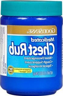 Good Sense Vapor Rub No Carton
