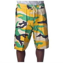 Stussy Men's Good Vibe Camo Board Shorts