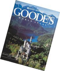 Rand McNally Goodes World Atlas