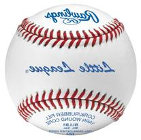 Rawlings RLLB1 Little League Competition Grade Baseballs