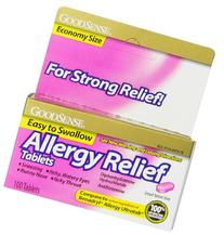 GoodSense Allergy Relief, Diphenhydramine HCL Antihistamine