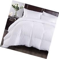 Mellanni Goose Down Alternative Comforter - Soft and Comfy