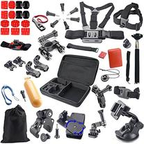 Soft Digits Accessory Kit for Gopro Camera
