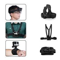 Powerextra 45-in-1 Accessories Kit Chest Harness Mount +