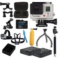 GoPro Hero 3+ Plus Silver Edition Water, Action Sports &