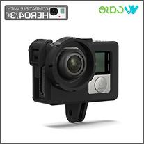 BacPac Frame mount for GoPro HD HERO3+ 3 Cameras WoCase