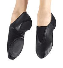 Adult Gore Top Jazz Shoes,T7902TAN07.0M,Tan,07.0M