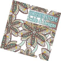 Gorgeous Patterns Swirls & Designs Detailed Square Coloring