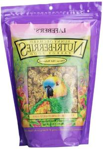 LAFEBER'S Sunny Orchard Nutri-Berries Pet Bird Food, Made