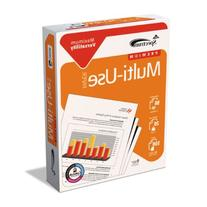 GP Spectrum Premium MultiUse Paper, 8.5 x 11 Inches Letter