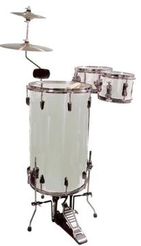 GP Percussion GP75SV Cocktail Drum Set