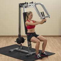 Body-Solid Plate-Loaded Pec Machine