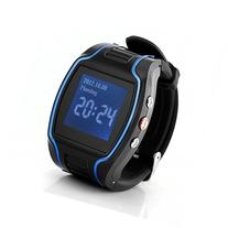 GPS Cell Phone Watch with SOS Calls - Quad Band, Two Way