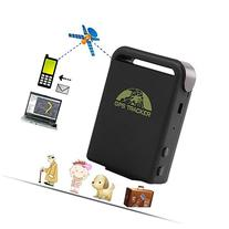 GPS GSM GPRS personal tracker GPS102B with built-in memory,
