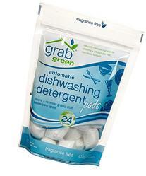 GrabGreen - Automatic Dishwashing Detergent 24 Loads