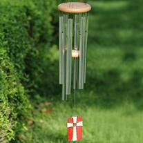 Woodstock Amazing Grace Cross 28 Inch Wind Chime