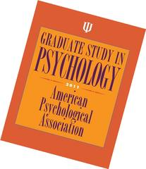 Graduate Study in Psychology 2011