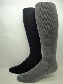 Graduated Compression Merino Wool Support Stockings 12-
