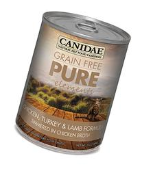 Canidae Grain Free Pure Elements Chicken, Turkey, & Lamb