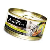 Fussie Cat Tuna & Mussels Case 24 2.8oz Can