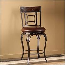 Hillsdale Granada Swivel Counter Stool