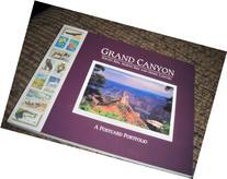 Grand Canyon: South Rim, North Rim and Inner Canyon Postcard