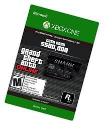 Grand Theft Auto V Bull Shark Cash Card - Xbox One Digital