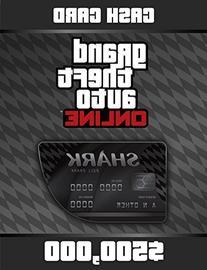 Grand Theft Auto V: Bull Shark Cash Card - PS4
